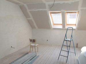 Travaux de rénovation chez soi