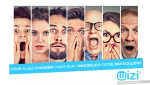Application Wizi immobilier entre particuliers