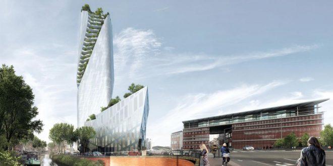 L'Occitanie Tower, le futur gratte-ciel toulousain fait parler de lui